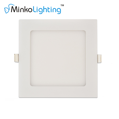LED RECESSED PANEL LIGHT SQUARE 3W/4W/6W/9W/12W/15W/18W/24W