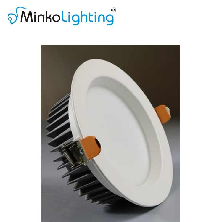 LED DOWNLIGHT RECESSED ROUND LUXURY HIGH QUALITY