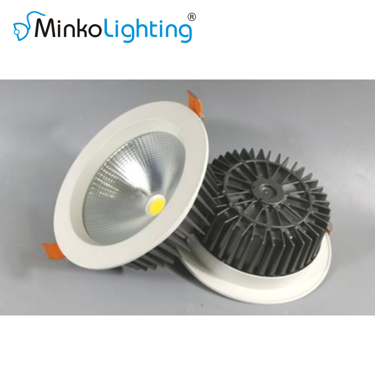 LED COB DOWNLIGHT RECESSED ROUND LUXURY HIGH QUALITY