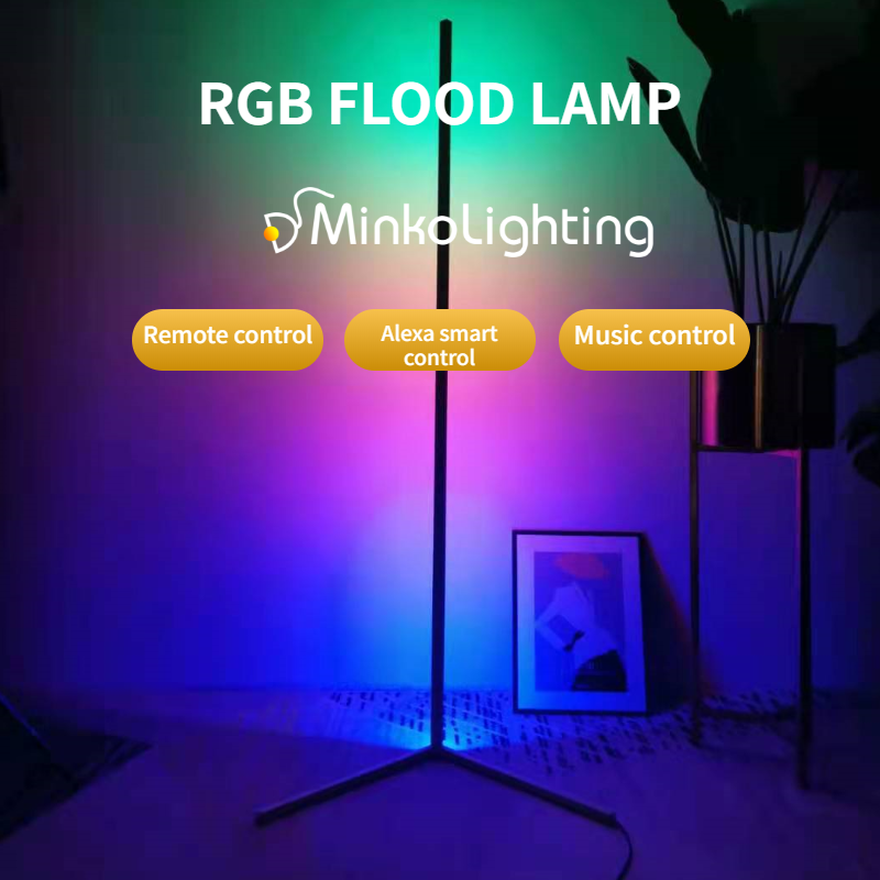 RGB LED FLOOR LAMP