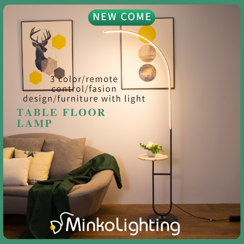 LED TABLE FLOOR LAMP